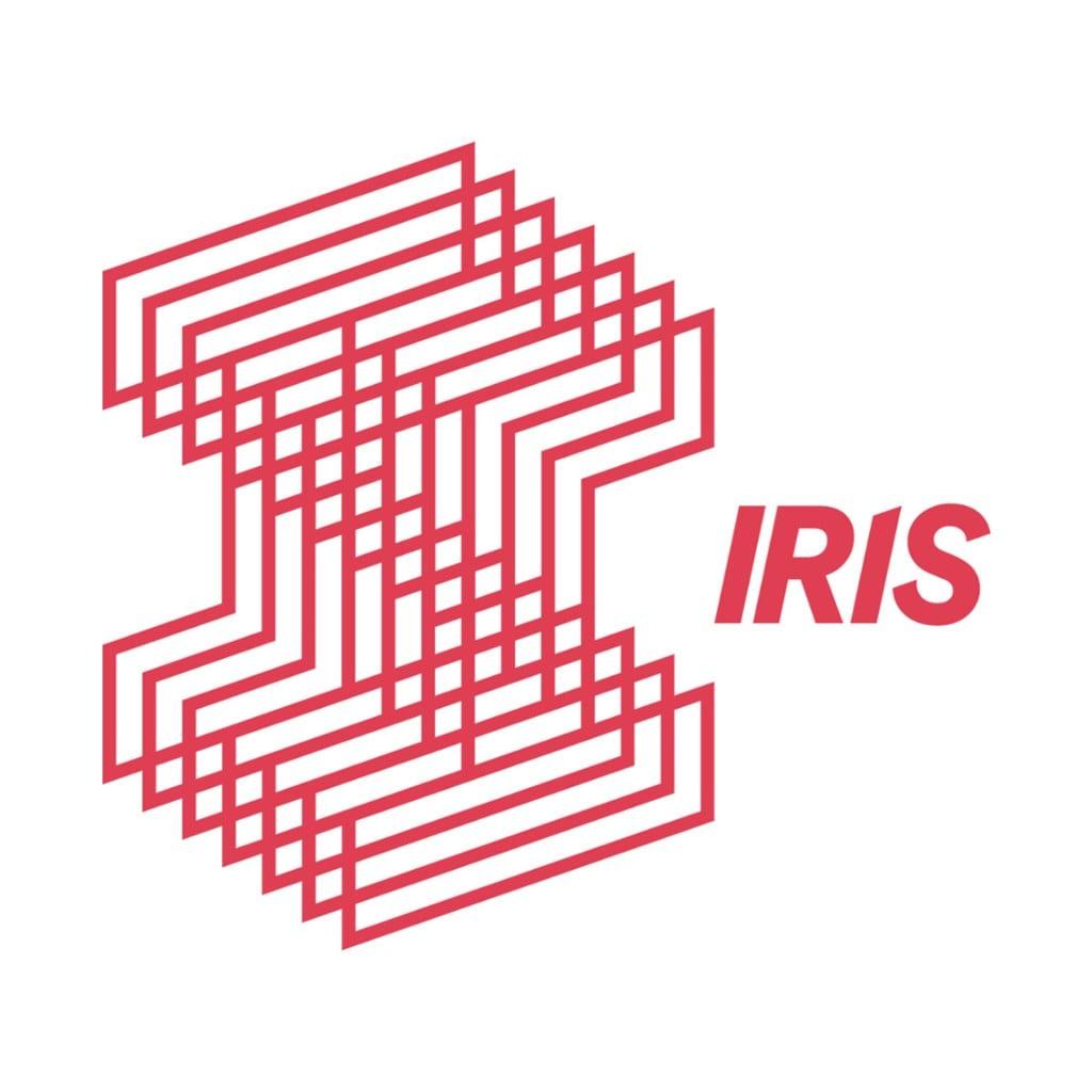 Iris logo...