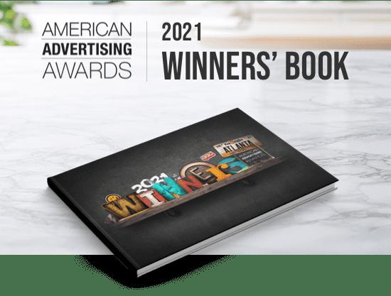 2021 AAA Winner's Book